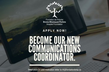 The BMP Foundation is hiring!